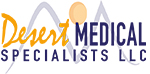 desert medical logo