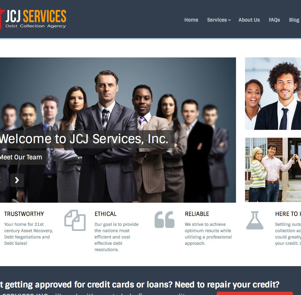 Credit Agency Website